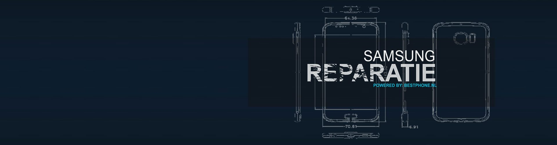 Samsung reparatie slider bestphone